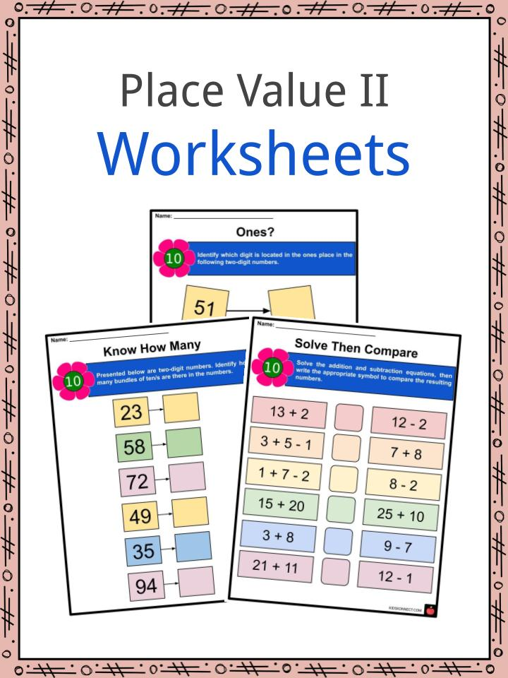 Place Value II Worksheet