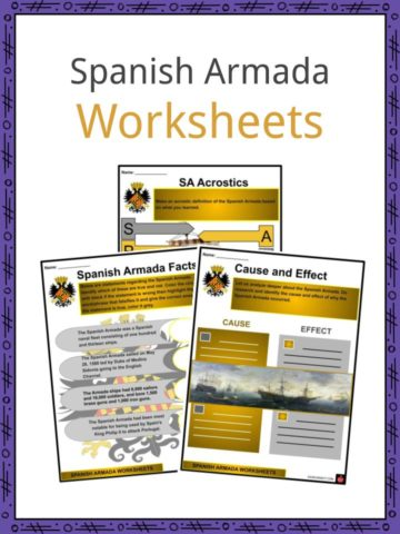 Spanish Armada Worksheets