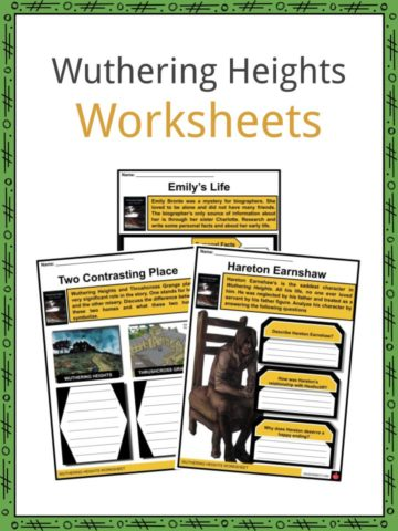 Wuthering Heights Worksheets