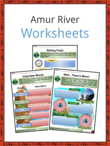 Amur River Worksheet
