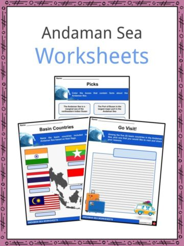 Andaman Sea Workheets