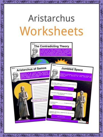Aristarchus Worksheets