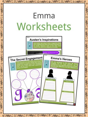 Emma Worksheets