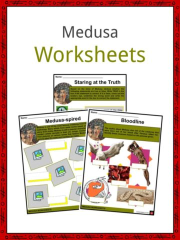 Medusa Worksheets