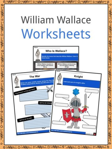William Wallace Worksheets