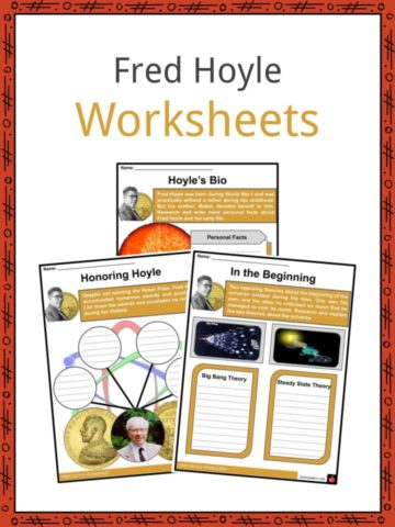 Fred Hoyle Worksheets