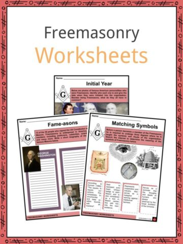 Freemasonry Worksheets
