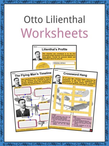 Otto Lilienthal Worksheets