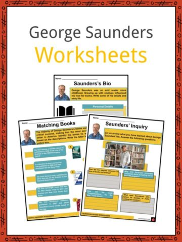 George Saunders Worksheets