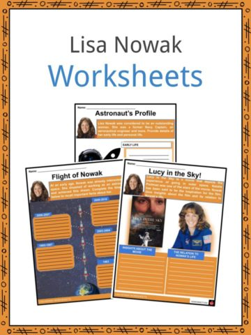 Lisa Nowak Worksheets