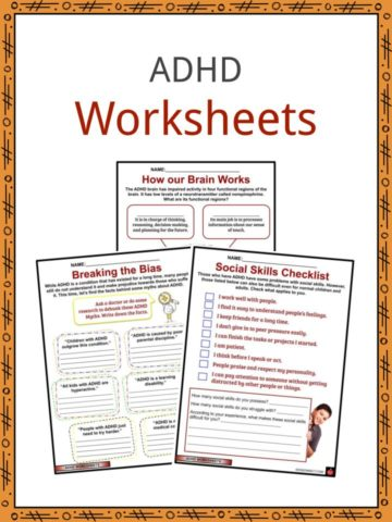 ADHD Worksheets
