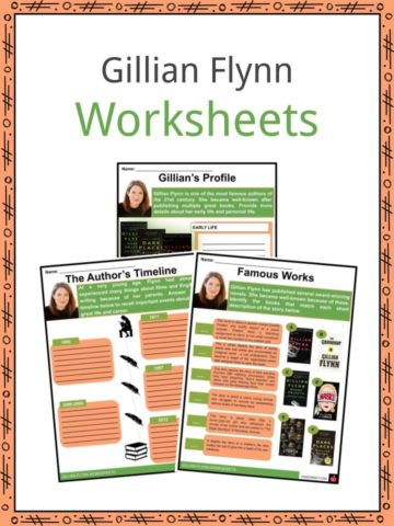 Gillian Flynn Worksheets