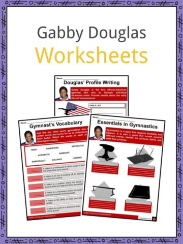 Gabby Douglas Worksheets