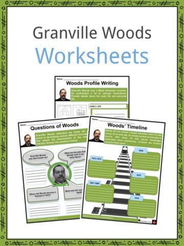 Granville Woods Worksheets