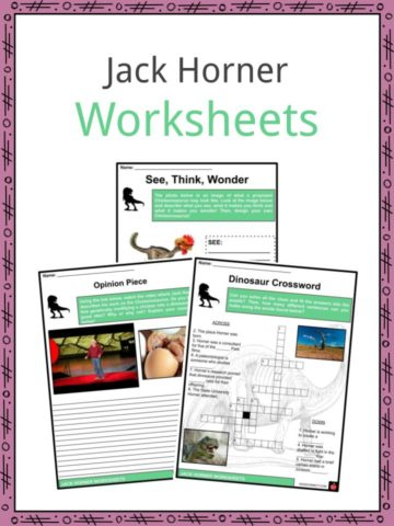 Jack Horner Worksheets